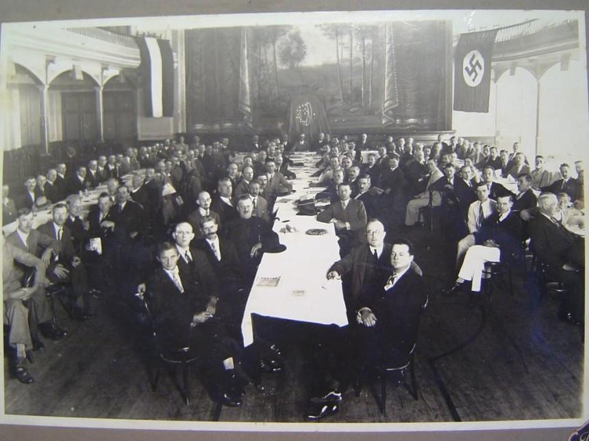 nazismo Paraná