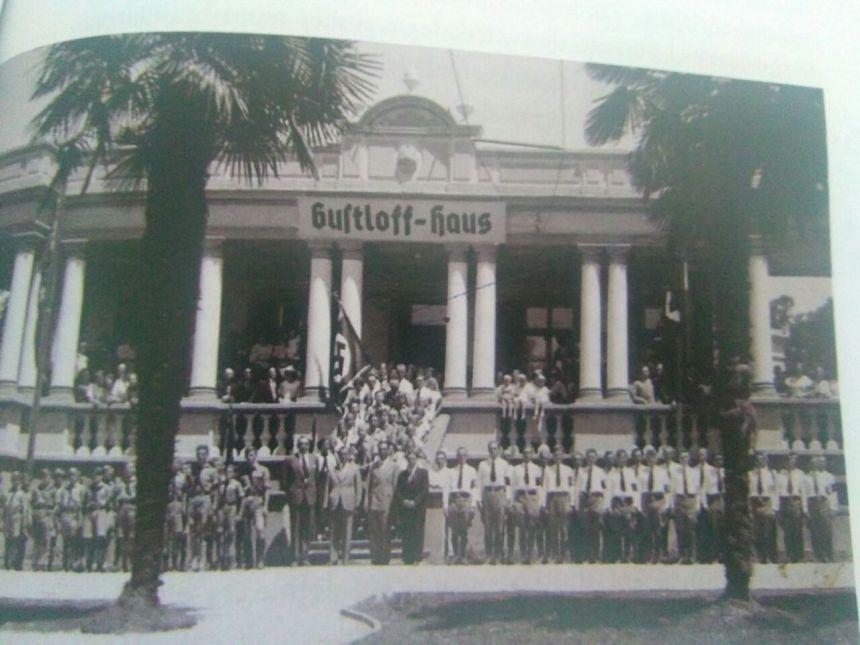 Circulo Nazista Curitiba